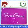 pvc ziplock bags with beach bunny Swimwear