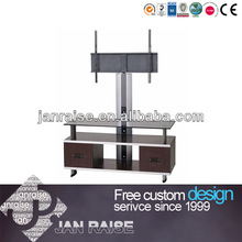 Stand up TV table LCD TV stand OK-4012