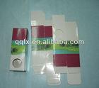 custom packaging box, color paper packaging box, printed color box
