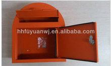 USA metal letterbox