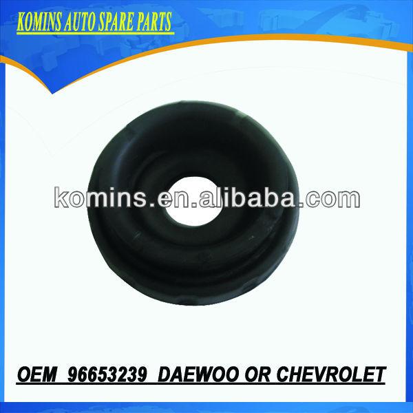 96653239 96535011 daewoo chevrolet puntal de montaje o de la parte de goma
