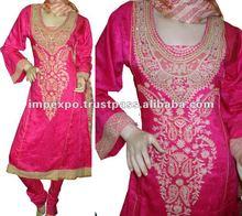 Ladies Fancy Boutique Style A Line Dress