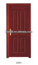 economical interior PVC wooden door design