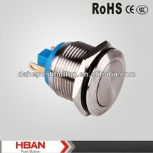 CE ROHS emergency stop push button switch