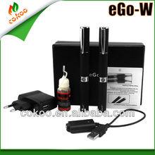 hot portable EGO pen style e cigar ego-w fashionable electronic cigarette