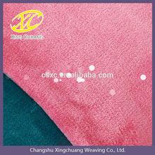 Wholesale flannel fleece blanket fabric manufacturer