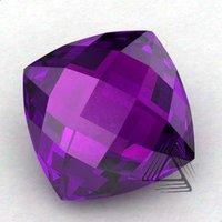 African Amethyst Colored Gemstone Briolettes, Natural African Amethyst Loose Calibrated Briolette Gemstones
