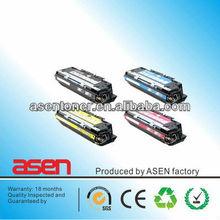 Zhuhai hot selling new color toner cartridge compatible HP Laser Jet 3700 for HP Q2670A Q2681A Q2682A Q2683A