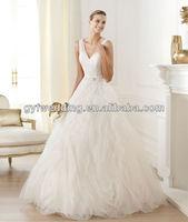 Long Length attractive garden wedding mother of bride dresses