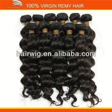 Women like unprocessed virgin indian hair promotion