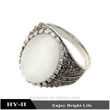 2015 New Fashion Jewelry Alloy Saudi Arabia Gold Wedding Ring Price Wholesale