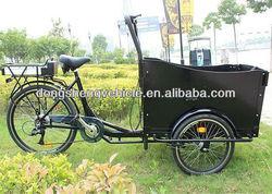 Shimano 7 speed Pedal Cargo Bike