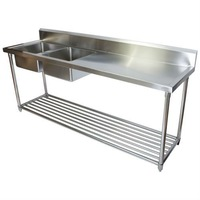 stainless steel sink stand