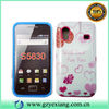 OEM combo phone case for Samsung ACE s5830 glossy cover