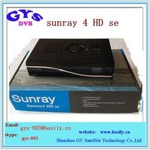 sunray 4 hd se sim 210 and sim a8p for option