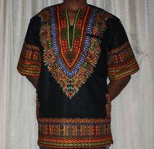 Dashiki Men's Shirt