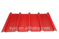 ASA 3 layer anti-corrosive corrugated roofing sheet