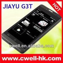 4.5 Inch Gorillla Glass II IPS Touch Screen 1GB RAM Android 4.2 Smartphone JIAYU G3T MTK6589T