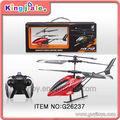 venta al por mayor de alta calidad de aseguramiento de la venta caliente 2ch pequeño helicóptero del rc