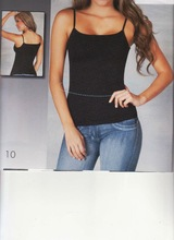 Thermal Tummy Control top Size S/M