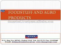 Foodstuff and Agro-Products Libya/UAE/QATAR/DUBAI/AFRICA/INDIA