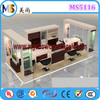 Modern nail bar/nail kiosk/manicure kiosk design in mall
