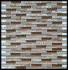 Strip Liner Glass Mosaic Tile, Strip Mosaic Tiles Decor, Decorative tile strips KY-ZR2013471
