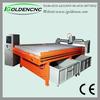 professional 1300x2500mm 3kw/4.5kw aluminum circle cutting machine