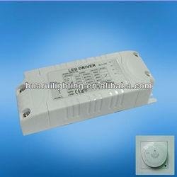 20w 350ma triac dimmable led driver, led transformer, led power supply