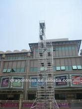 types of aluminium scaffolding system