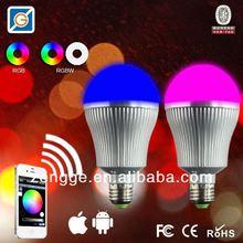smartphone controlled led light,e12 light bulb