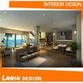 Plan de maison de luxe designer d'intérieur