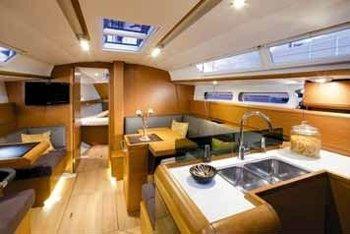 Jeanneau Sun Odyssey 409 ( Ownerversion ) new