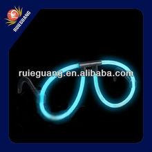 8 colors fashion party glow glasses