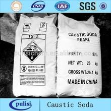 PLS 99.9% sodium hydroxide for sale