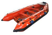 Semi-Rigid Rescue Boat