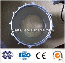 jiangyin alutech 6000 series aluminum electric motor shell