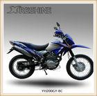 2013 New Design 200CC Automatic Dirt Bikes