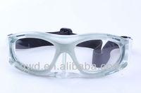 High impact good quality basketball safety glasses