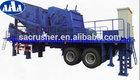 Good quality mobile coal crusher
