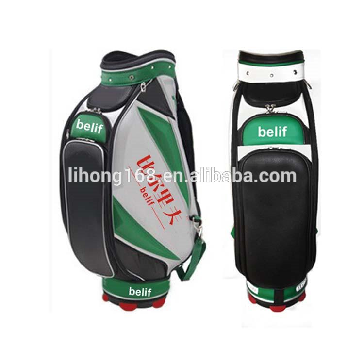 Hot selling high quality fashional custom made golf bag
