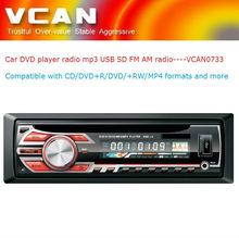 car radio DVD mp3 player CD/DVD+R/DVD+RW/MP4 -VCAN0733