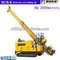 La exploración mineral plataformas/torres perforación hcr-8