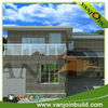 Area Saving Fast Construction Prefabricated House Prefab Homes