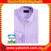 2014 OEM top quality one pocket long sleeve cotton formal office mens dress shirt in bulk