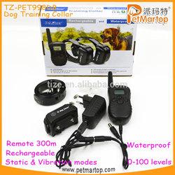 dog training products dog agility equipment pet electric shocker TZ-PET998DB