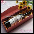 Wine Carton Box Single Wine Glass Box Dimension Of Carton Wine Box