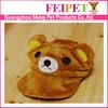 2013-2014 Bear design dog cap pet hats