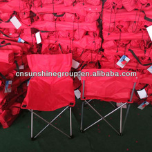 Folding camping chair without armrest, Auchan camping chair, beach chair