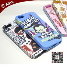 fancy sublimation bulk phone case for iphone 5